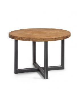 Eettafel Apeldoorn 120cm rond teak