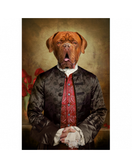 Alu Art Royal Dog de Bordeaux
