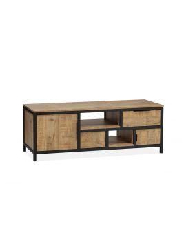 TV dressoir Delden Mango Midden 136cm