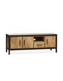 TV dressoir Ommen Mango Hoog 177cm
