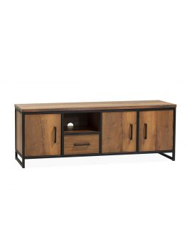 TV dressoir Holten eiken 180cm