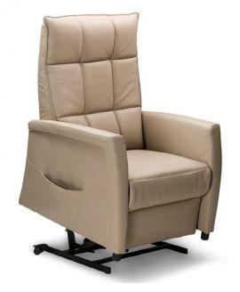 Relax sta-op fauteuil Amsterdam M Microvezelstof