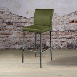 Barstoel 75 cm Sevilla Groen